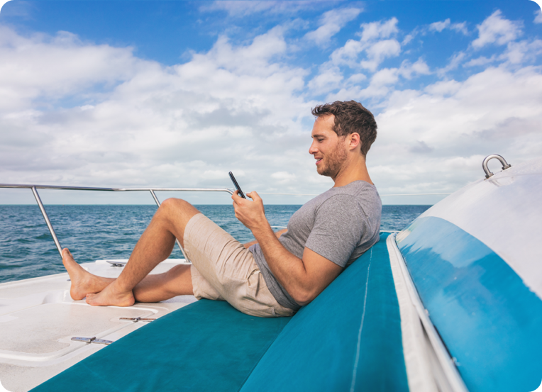 Wavve Boating GPS Navigation App