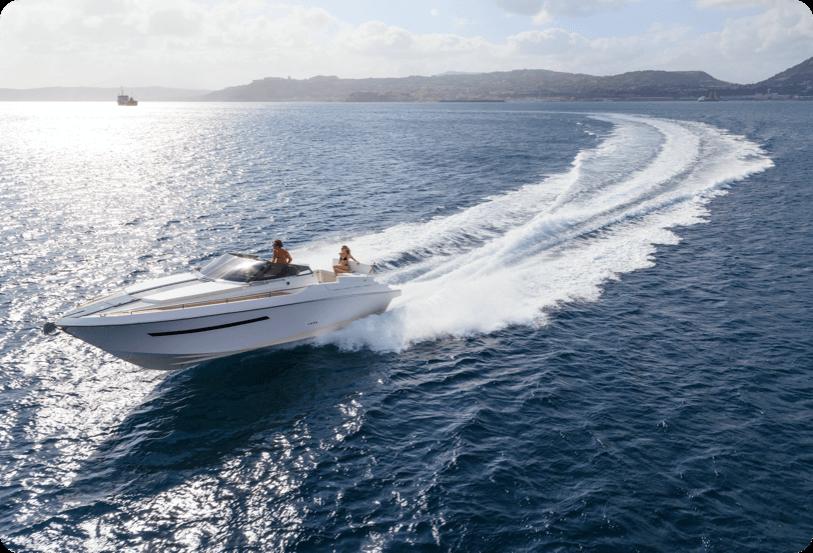 Nautical GPS boating app