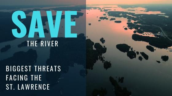 Save the St Lawrence River