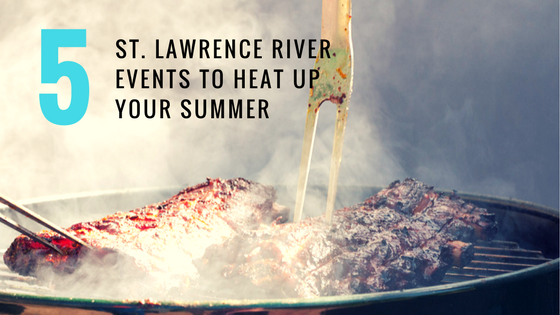 St Lawrence river events