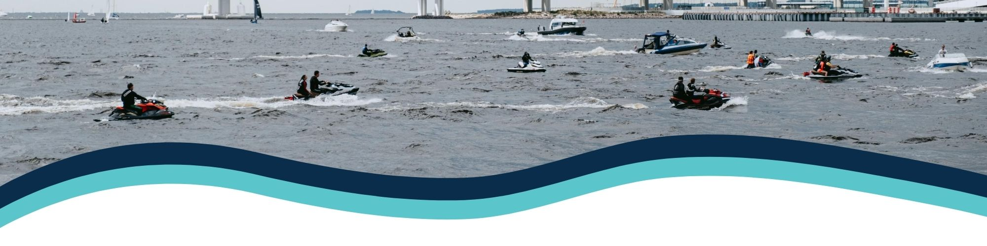 boating app for jet skis
