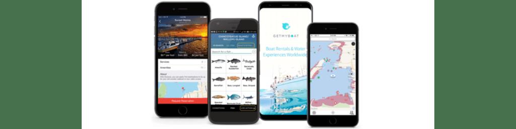 Choosing a marine gps app